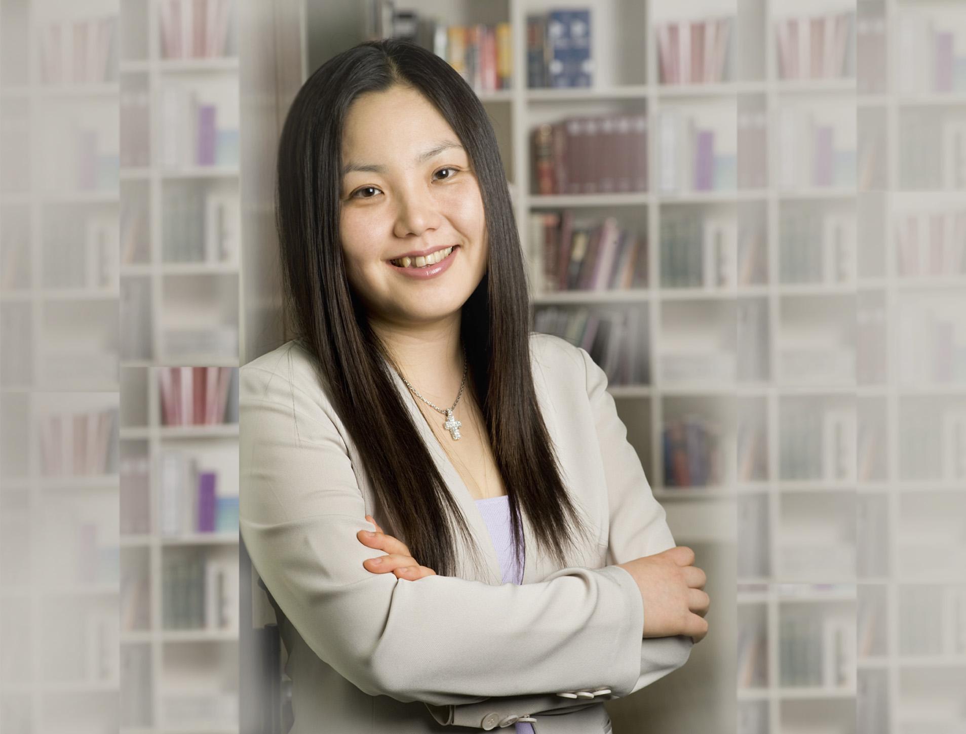 Photo of Jaycee J. Kim