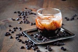 caffeine alcohol